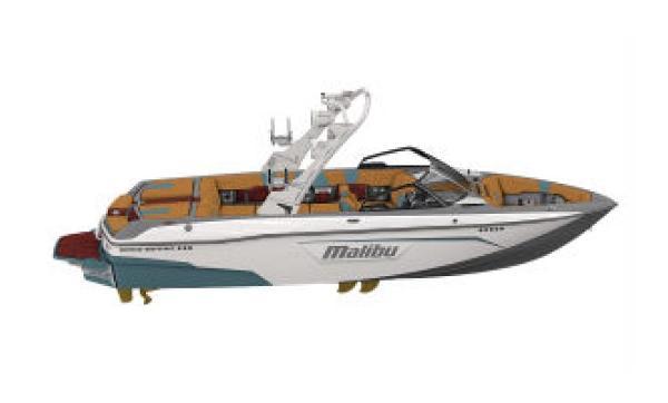2021 Malibu Wakesetter 23 LSV