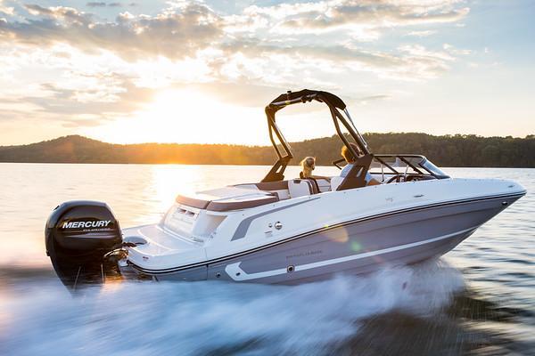 2022 Bayliner VR5 Outboard