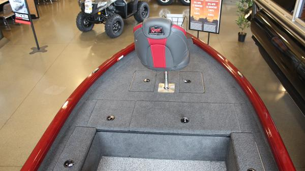 2020 Ranger Boats boat for sale, model of the boat is 1660T & Image # 5 of 6