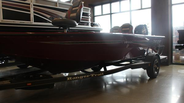 2020 Ranger Boats boat for sale, model of the boat is 1660T & Image # 1 of 6