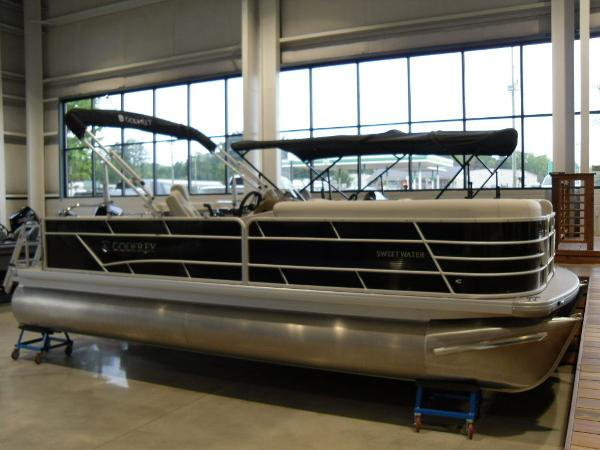 2021 Godfrey Pontoon boat for sale, model of the boat is SW 2286 SFL Sport Tube 27 in. & Image # 1 of 24