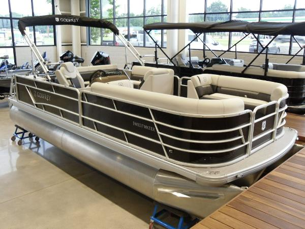 2021 Godfrey Pontoon boat for sale, model of the boat is SW 2286 SFL Sport Tube 27 in. & Image # 6 of 24
