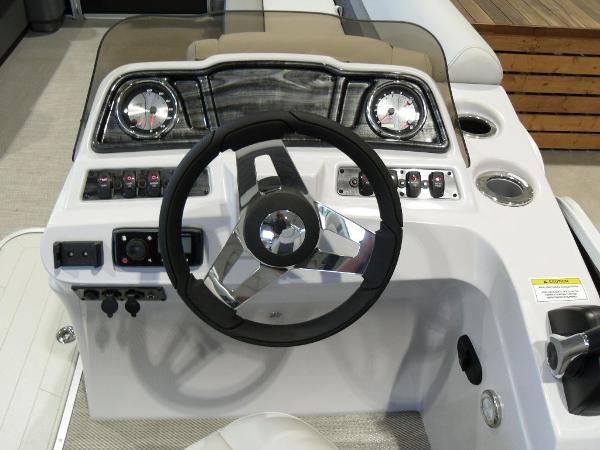 2021 Godfrey Pontoon boat for sale, model of the boat is SW 2286 SFL Sport Tube 27 in. & Image # 9 of 24