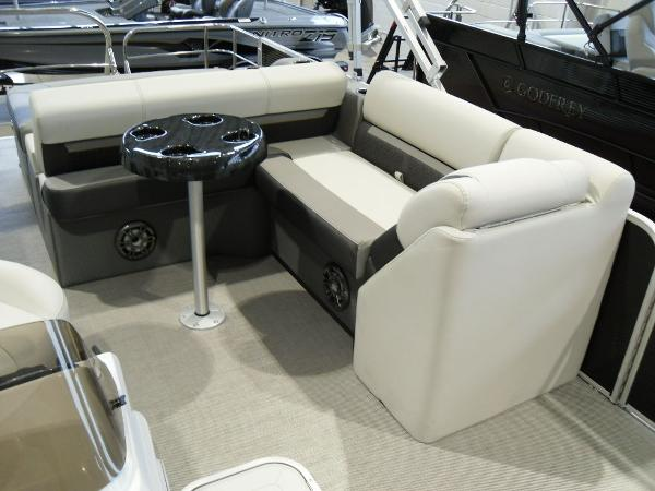 2021 Godfrey Pontoon boat for sale, model of the boat is SW 2286 SFL Sport Tube 27 in. & Image # 10 of 24