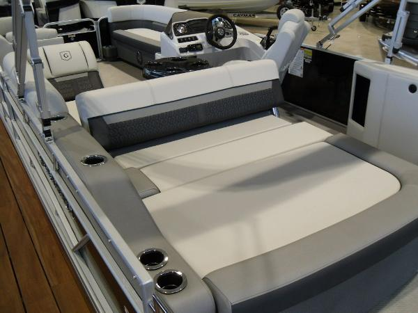 2021 Godfrey Pontoon boat for sale, model of the boat is SW 2286 SFL Sport Tube 27 in. & Image # 12 of 24