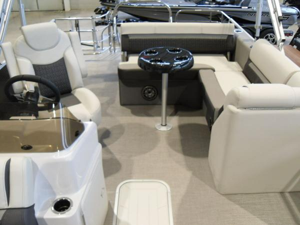 2021 Godfrey Pontoon boat for sale, model of the boat is SW 2286 SFL Sport Tube 27 in. & Image # 14 of 24