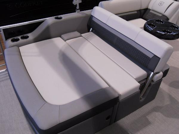 2021 Godfrey Pontoon boat for sale, model of the boat is SW 2286 SFL Sport Tube 27 in. & Image # 17 of 24