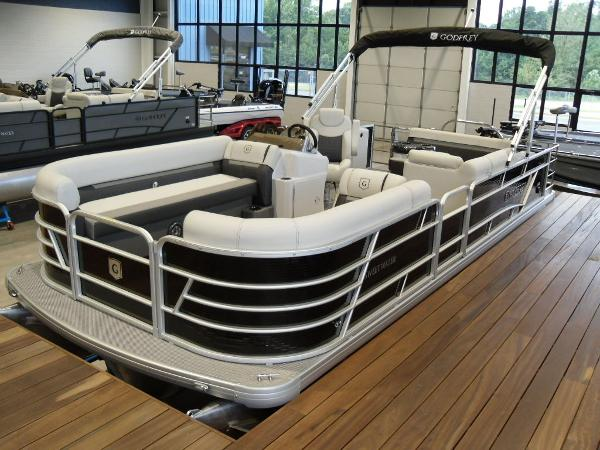 2021 Godfrey Pontoon boat for sale, model of the boat is SW 2286 SFL Sport Tube 27 in. & Image # 24 of 24