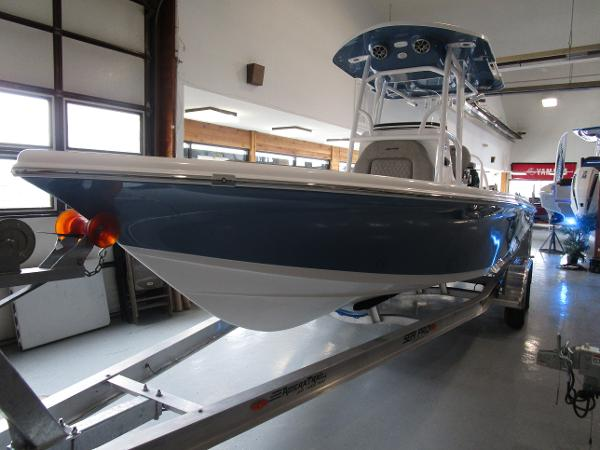 2021 Sea Pro boat for sale, model of the boat is 248 DLX BAY & Image # 3 of 34