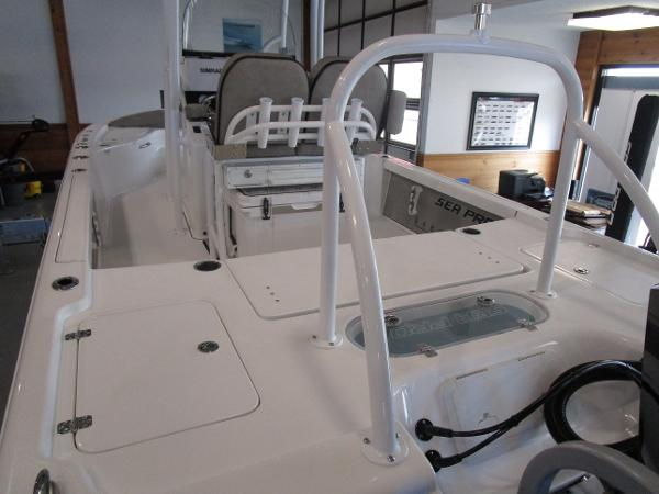2021 Sea Pro boat for sale, model of the boat is 248 DLX BAY & Image # 6 of 34