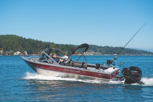 2021 Spartan boat for sale, model of the boat is 200 Astoria & Image # 12 of 36