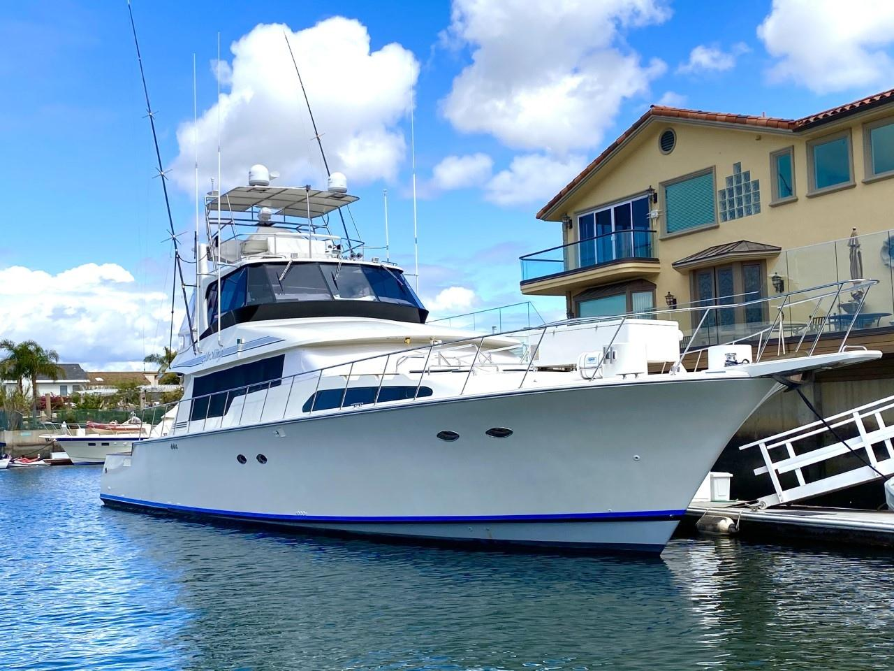Picture Of:  78' Knight & Carver Custom 78 1994Yacht For Sale | 110