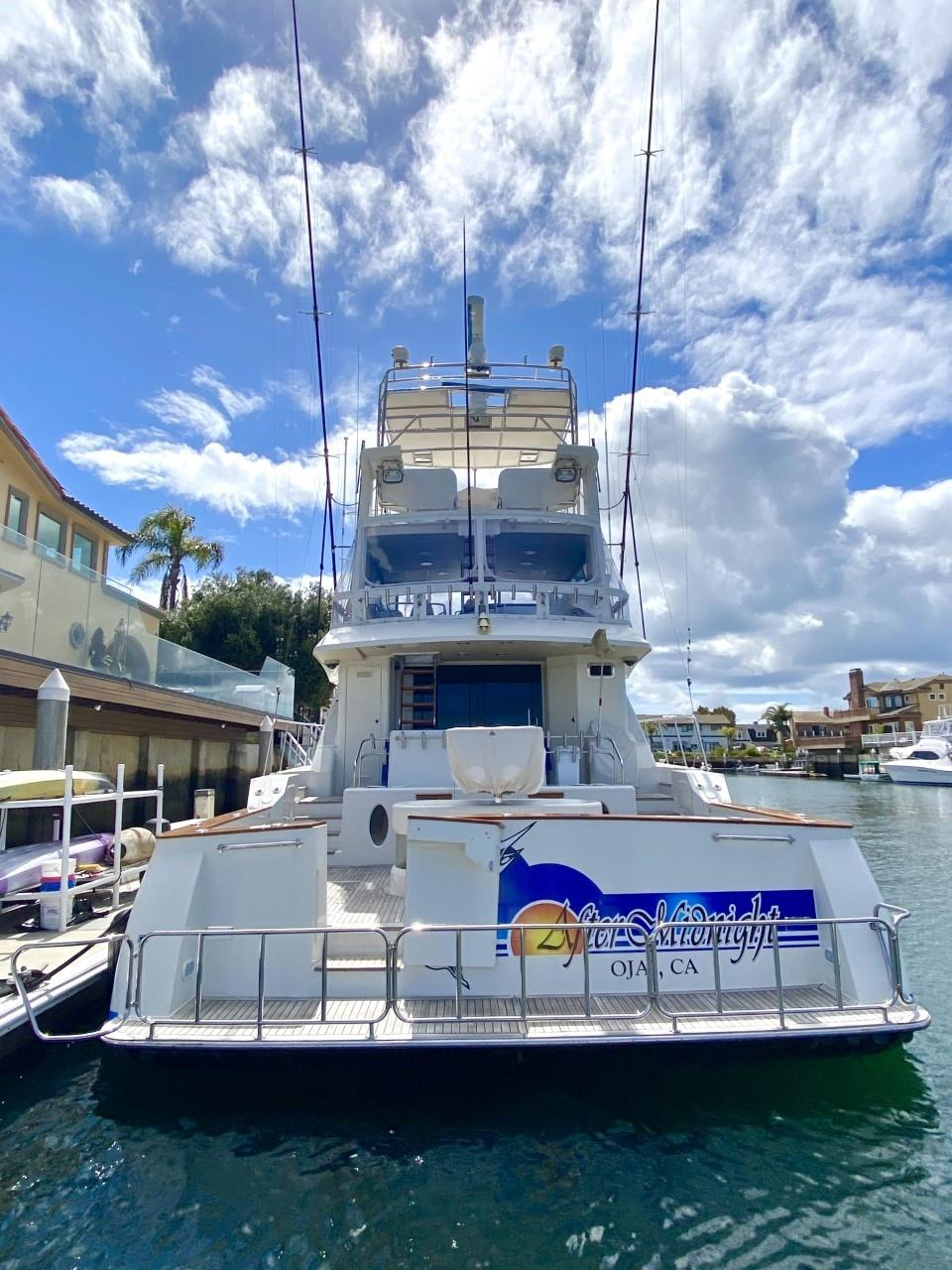 Picture Of:  78' Knight & Carver Custom 78 1994Yacht For Sale | 3 of 110