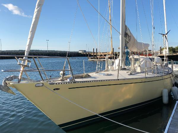 1995 CUSTOM Carija Boat Works Aluminum