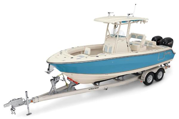 2020 Mako boat for sale, model of the boat is 236 CC & Image # 1 of 115