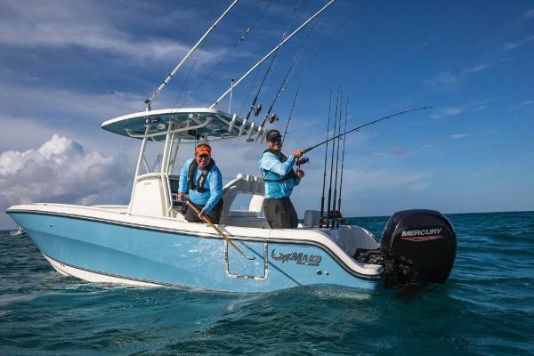 2020 Mako boat for sale, model of the boat is 236 CC & Image # 5 of 115