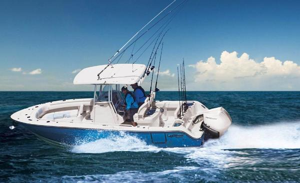 2020 Mako boat for sale, model of the boat is 236 CC & Image # 6 of 115