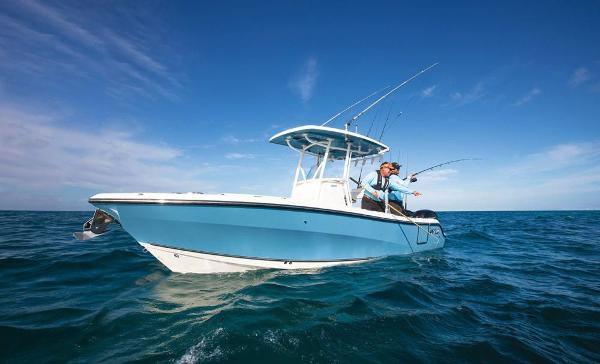 2020 Mako boat for sale, model of the boat is 236 CC & Image # 7 of 115