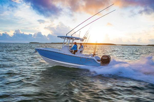 2020 Mako boat for sale, model of the boat is 236 CC & Image # 2 of 115