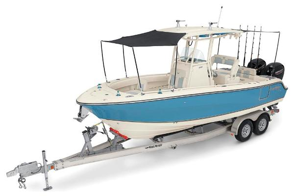 2020 Mako boat for sale, model of the boat is 236 CC & Image # 15 of 115