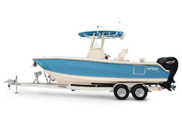 2020 Mako boat for sale, model of the boat is 236 CC & Image # 16 of 115