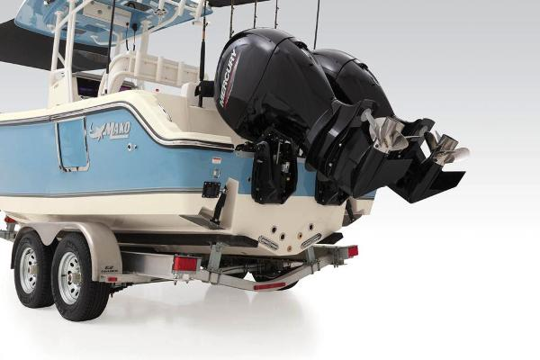 2020 Mako boat for sale, model of the boat is 236 CC & Image # 50 of 115