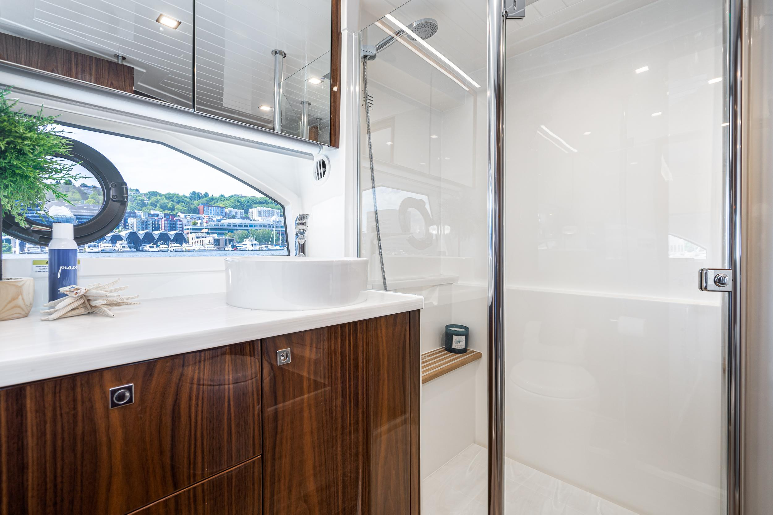 2021 Riviera 64 Sports Motor Yacht #R011 inventory image at Sun Country Coastal in Newport Beach