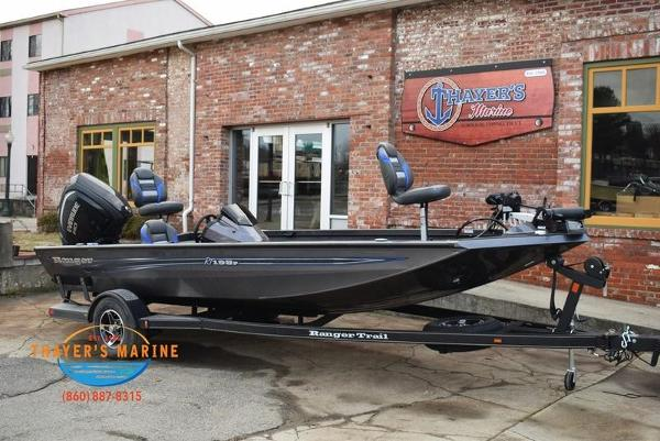 2020 RANGER BOATS RT198P for sale