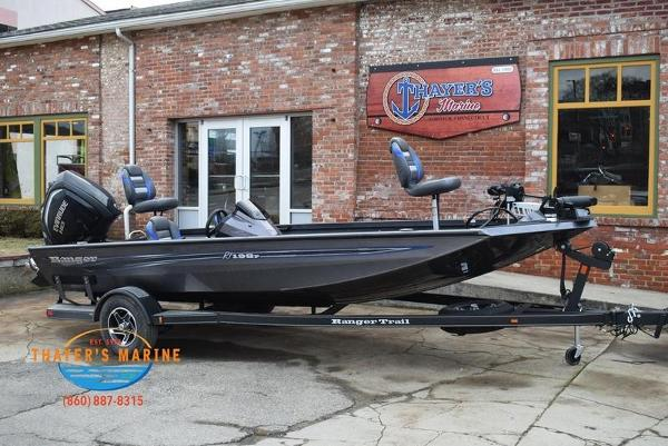 2020 Ranger Boats boat for sale, model of the boat is RT198P & Image # 2 of 46