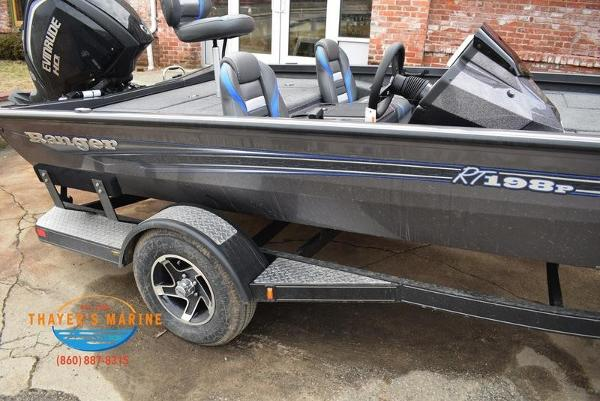 2020 Ranger Boats boat for sale, model of the boat is RT198P & Image # 9 of 46