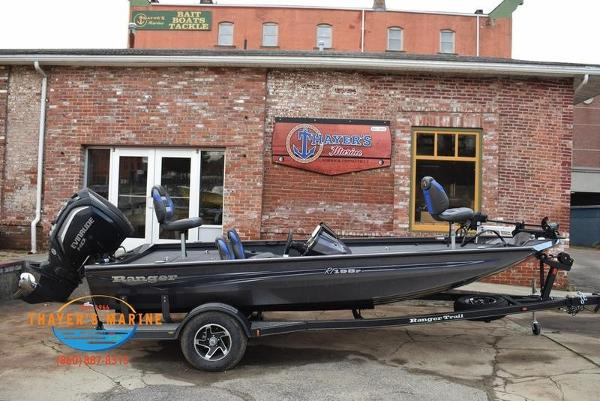 2020 Ranger Boats boat for sale, model of the boat is RT198P & Image # 37 of 46