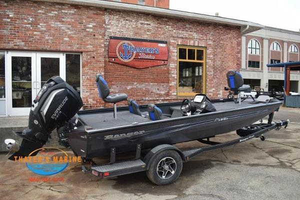 2020 Ranger Boats boat for sale, model of the boat is RT198P & Image # 40 of 46