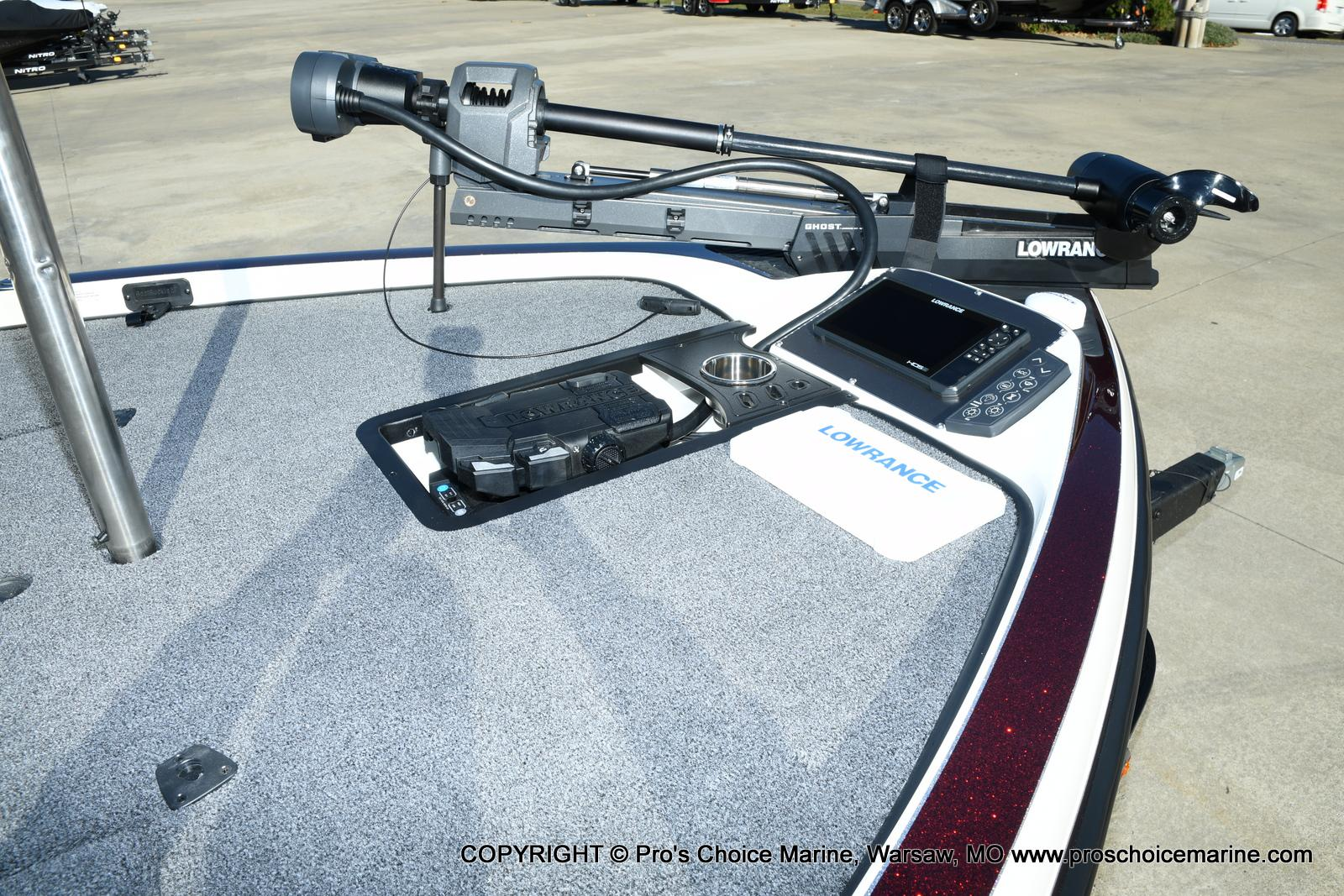 2021 Ranger Boats boat for sale, model of the boat is Z521C Ranger Cup Equipped DUAL CONSOLE & Image # 24 of 50