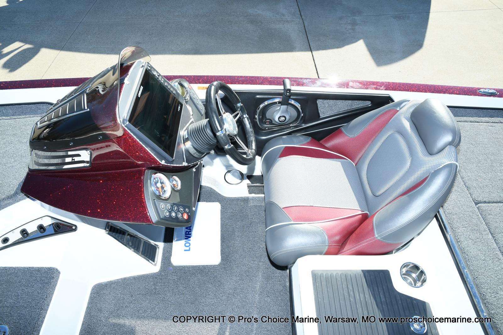 2021 Ranger Boats boat for sale, model of the boat is Z521C Ranger Cup Equipped DUAL CONSOLE & Image # 28 of 50