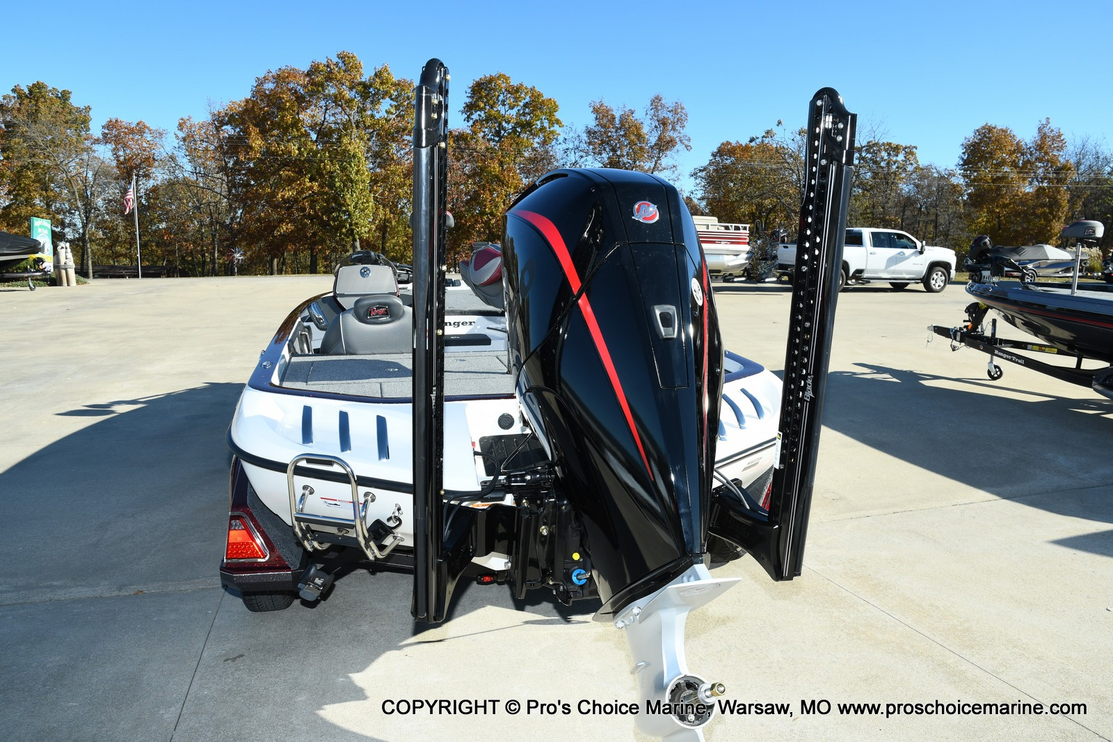 2021 Ranger Boats boat for sale, model of the boat is Z521C Ranger Cup Equipped DUAL CONSOLE & Image # 44 of 50