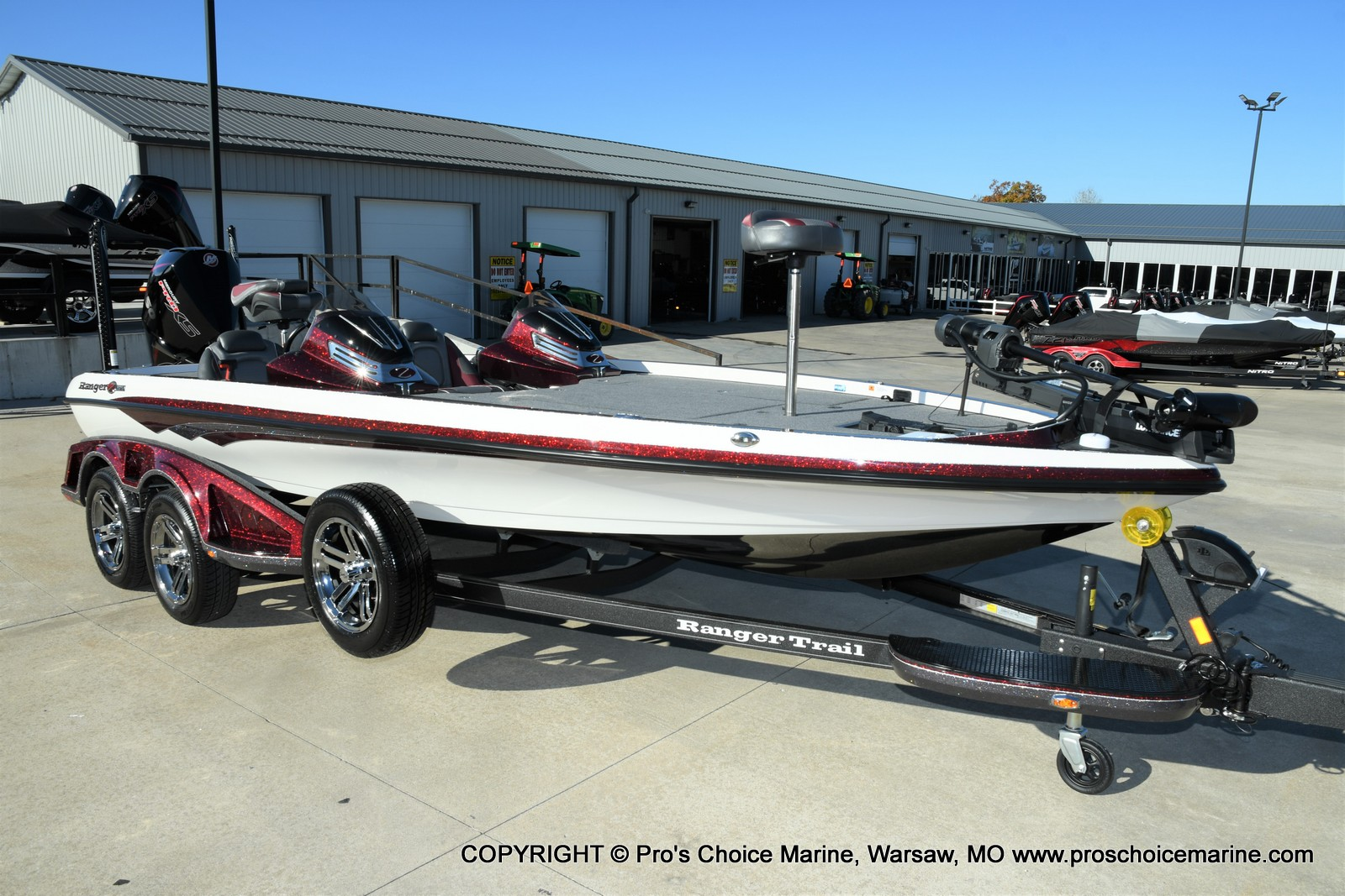 2021 Ranger Boats boat for sale, model of the boat is Z521C Ranger Cup Equipped DUAL CONSOLE & Image # 33 of 50