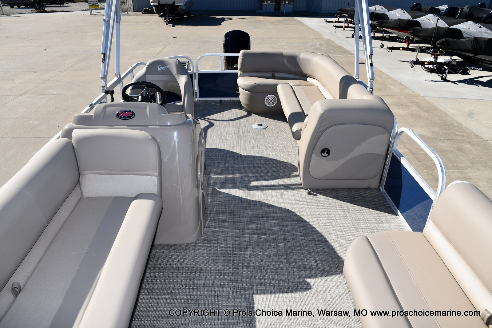 2021 Ranger Boats boat for sale, model of the boat is 200C CRUISE & Image # 18 of 50