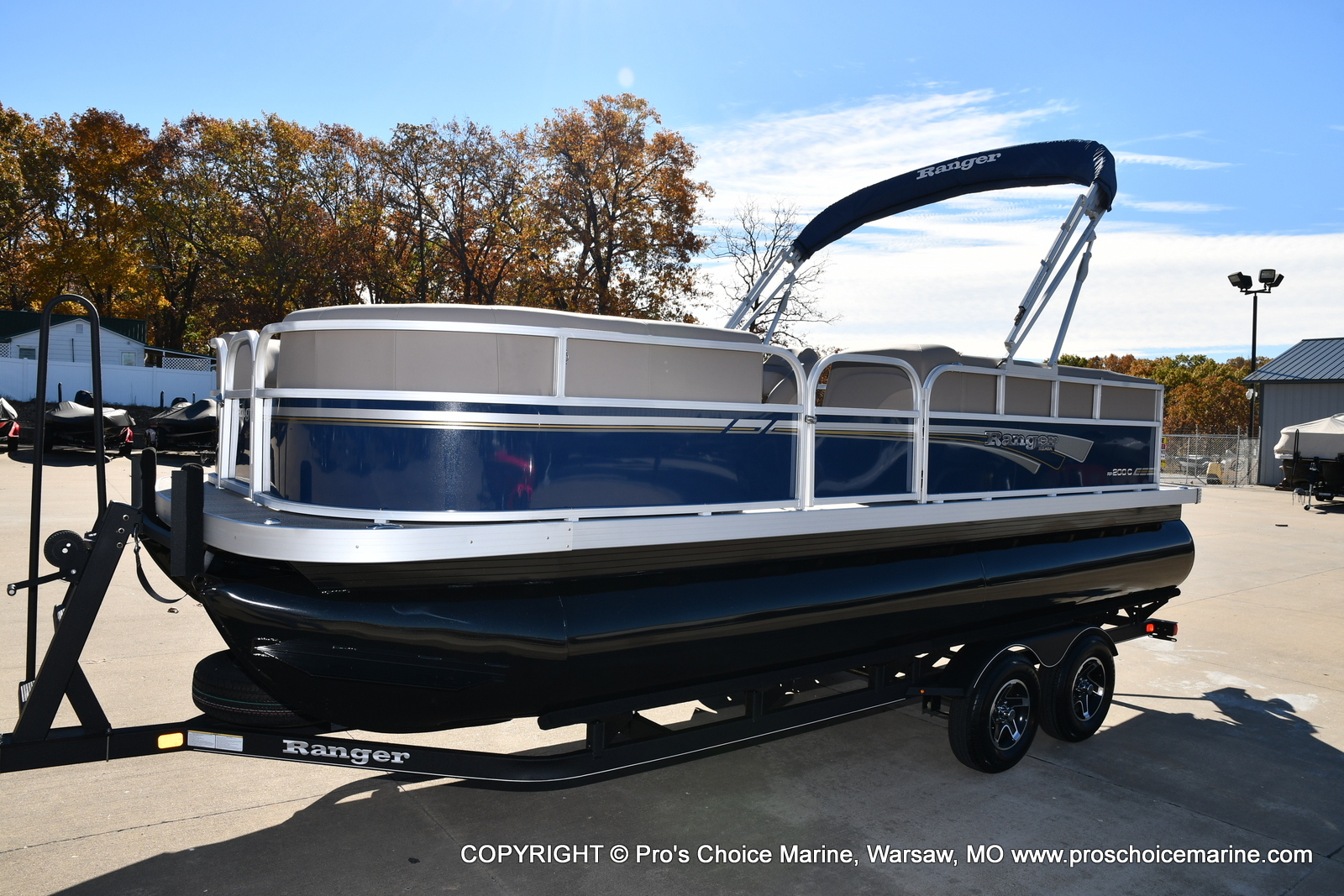 2021 Ranger Boats boat for sale, model of the boat is 200C CRUISE & Image # 3 of 50