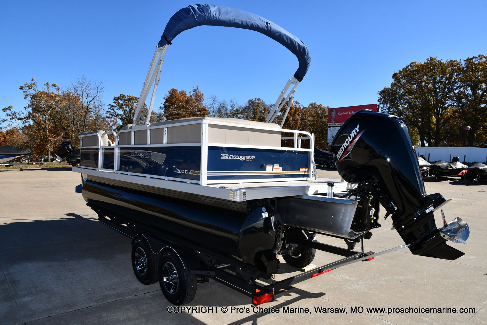 2021 Ranger Boats boat for sale, model of the boat is 200C CRUISE & Image # 49 of 50