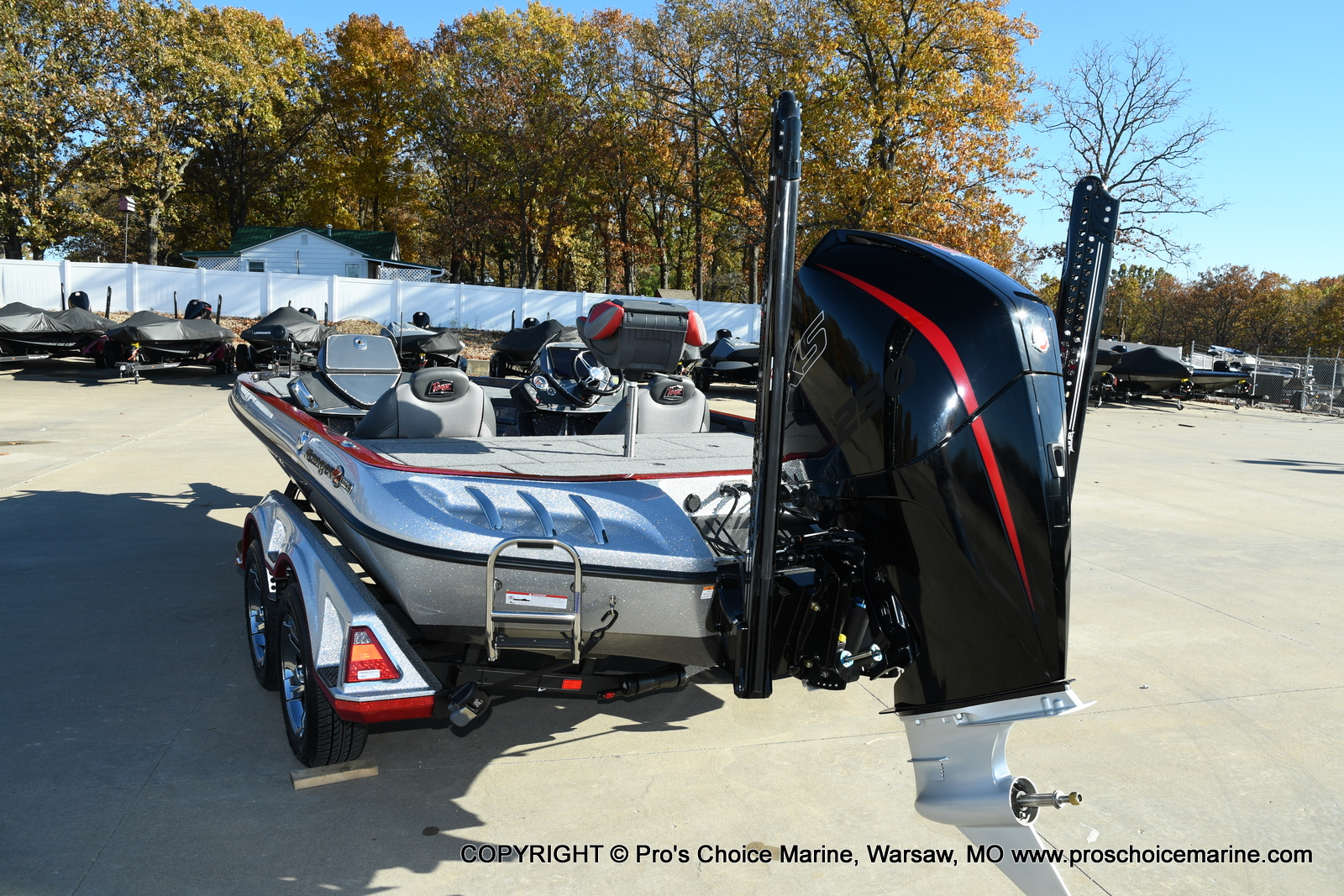 2021 Ranger Boats boat for sale, model of the boat is Z521C Ranger Cup Equipped DUAL CONSOLE & Image # 3 of 50