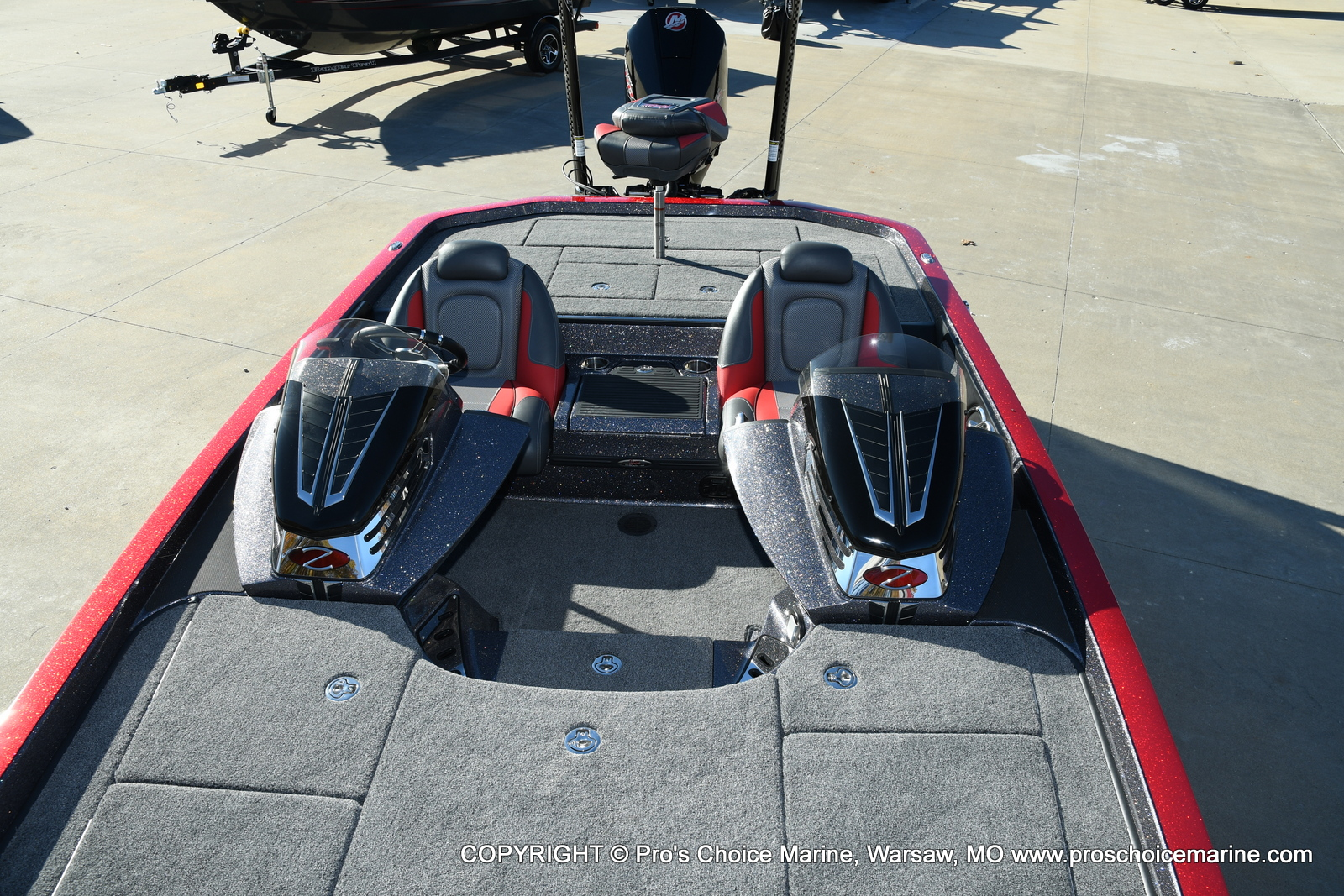 2021 Ranger Boats boat for sale, model of the boat is Z521C Ranger Cup Equipped DUAL CONSOLE & Image # 13 of 50