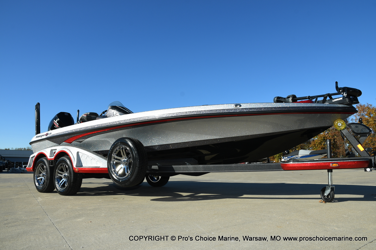 2021 Ranger Boats boat for sale, model of the boat is Z521C Ranger Cup Equipped DUAL CONSOLE & Image # 15 of 50