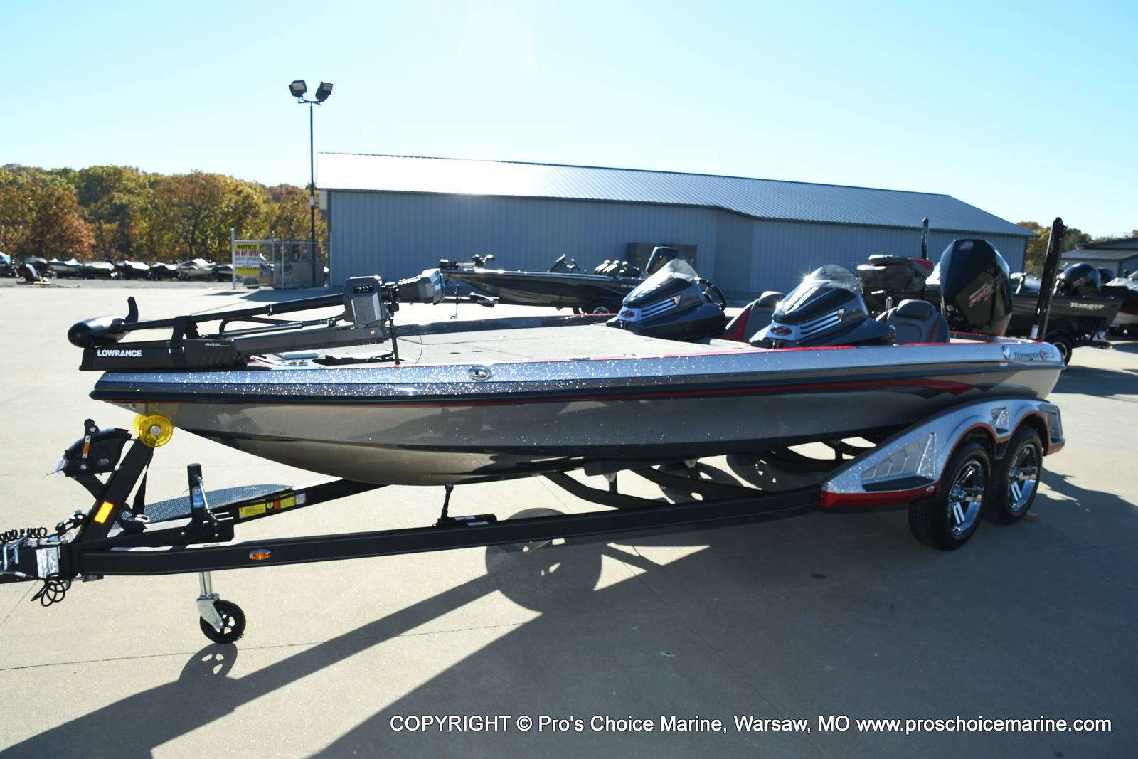 2021 Ranger Boats boat for sale, model of the boat is Z521C Ranger Cup Equipped DUAL CONSOLE & Image # 21 of 50