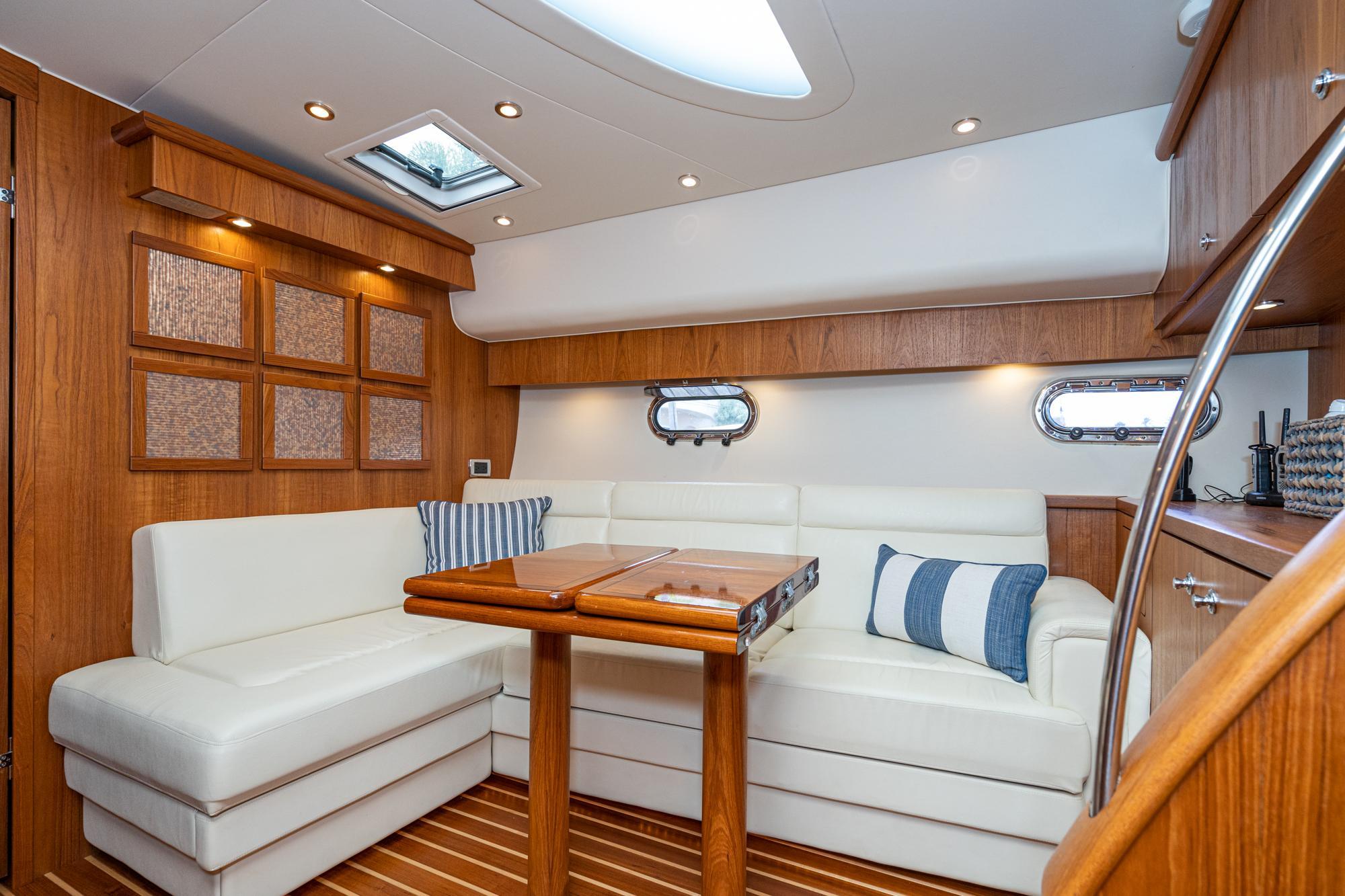 2012 Tiara Yachts 4500 Sovran #TBE014DH-LLC inventory image at Sun Country Coastal in Dana Point