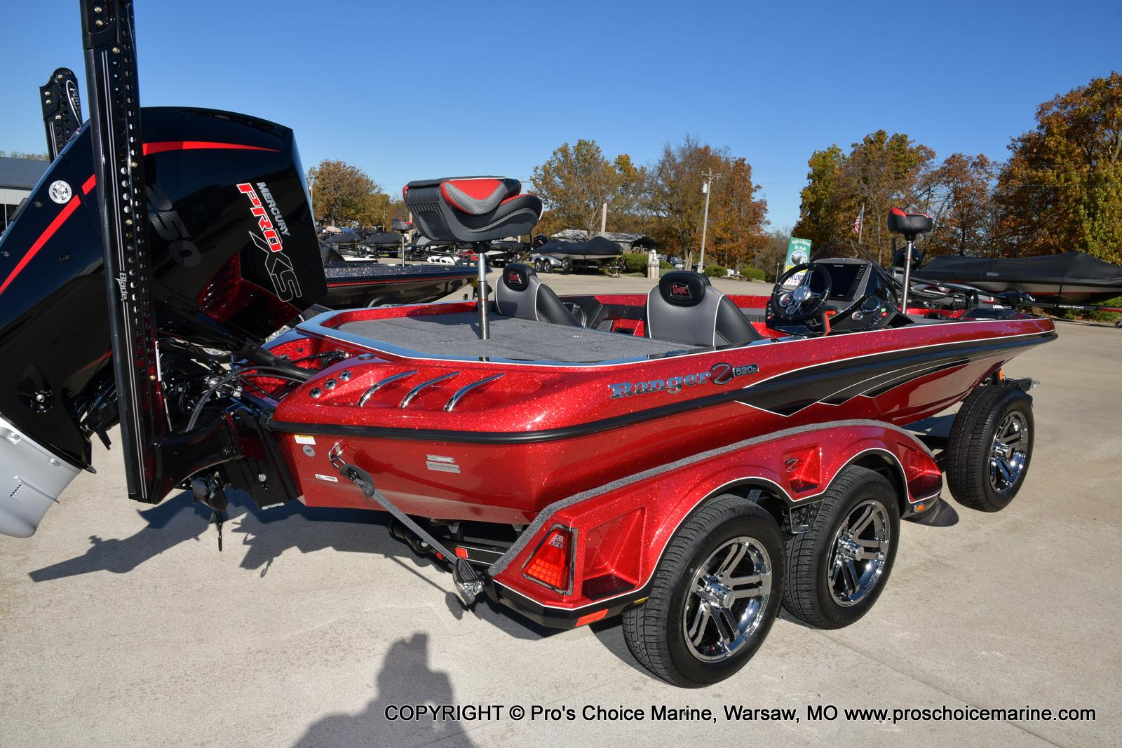 2021 Ranger Boats boat for sale, model of the boat is Z520C Ranger Cup Equipped & Image # 17 of 50