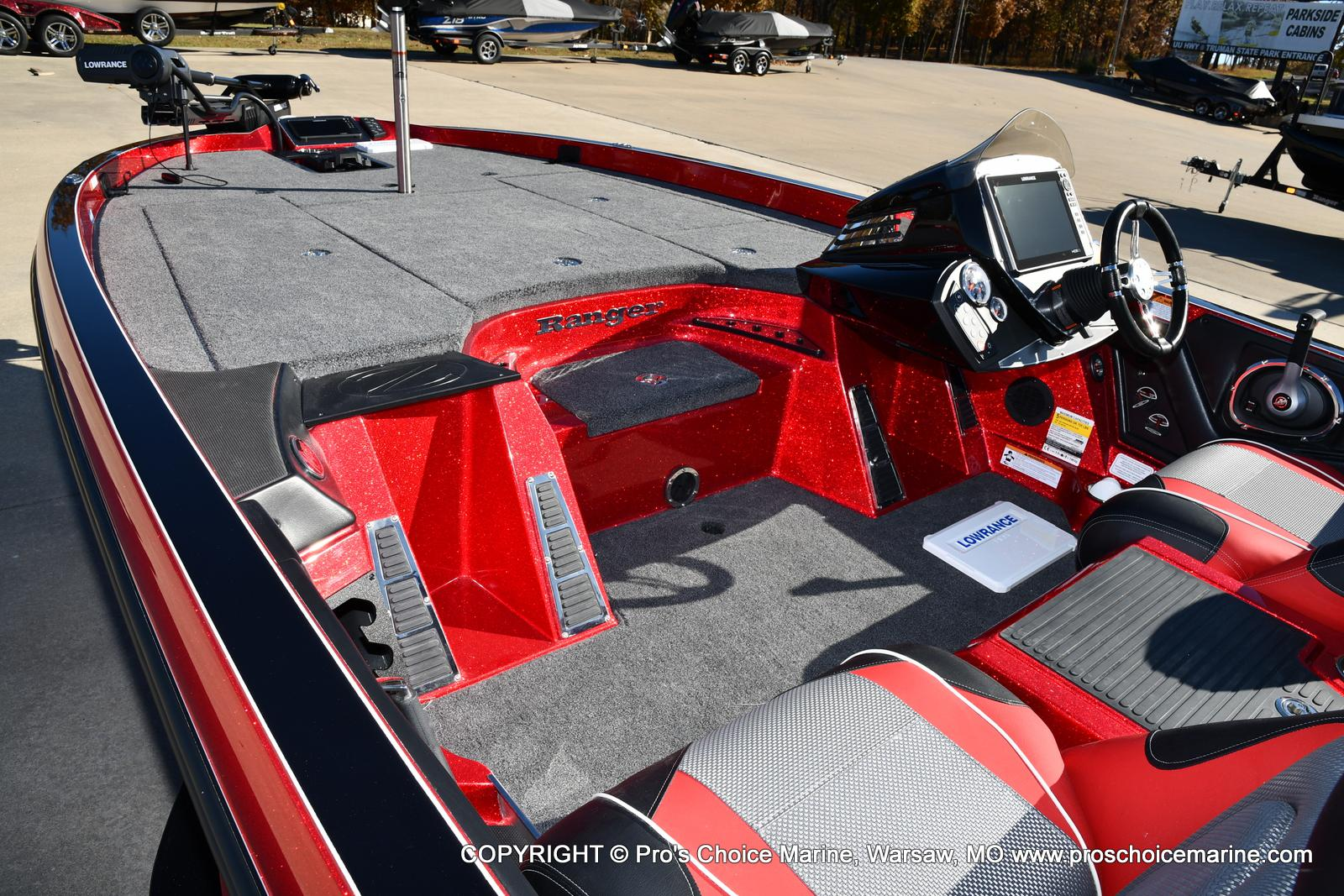 2021 Ranger Boats boat for sale, model of the boat is Z520C Ranger Cup Equipped & Image # 19 of 50
