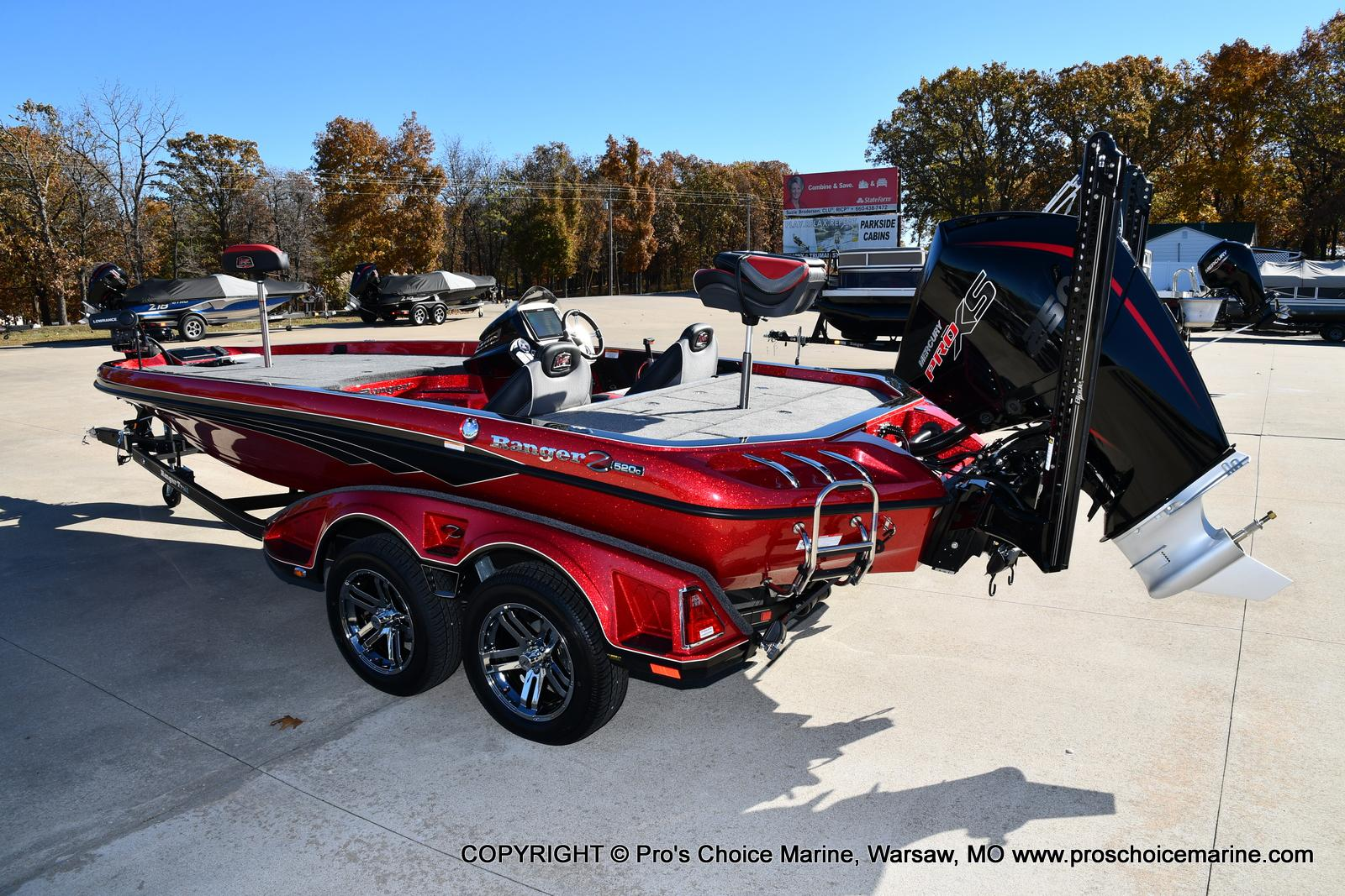 2021 Ranger Boats boat for sale, model of the boat is Z520C Ranger Cup Equipped & Image # 4 of 50