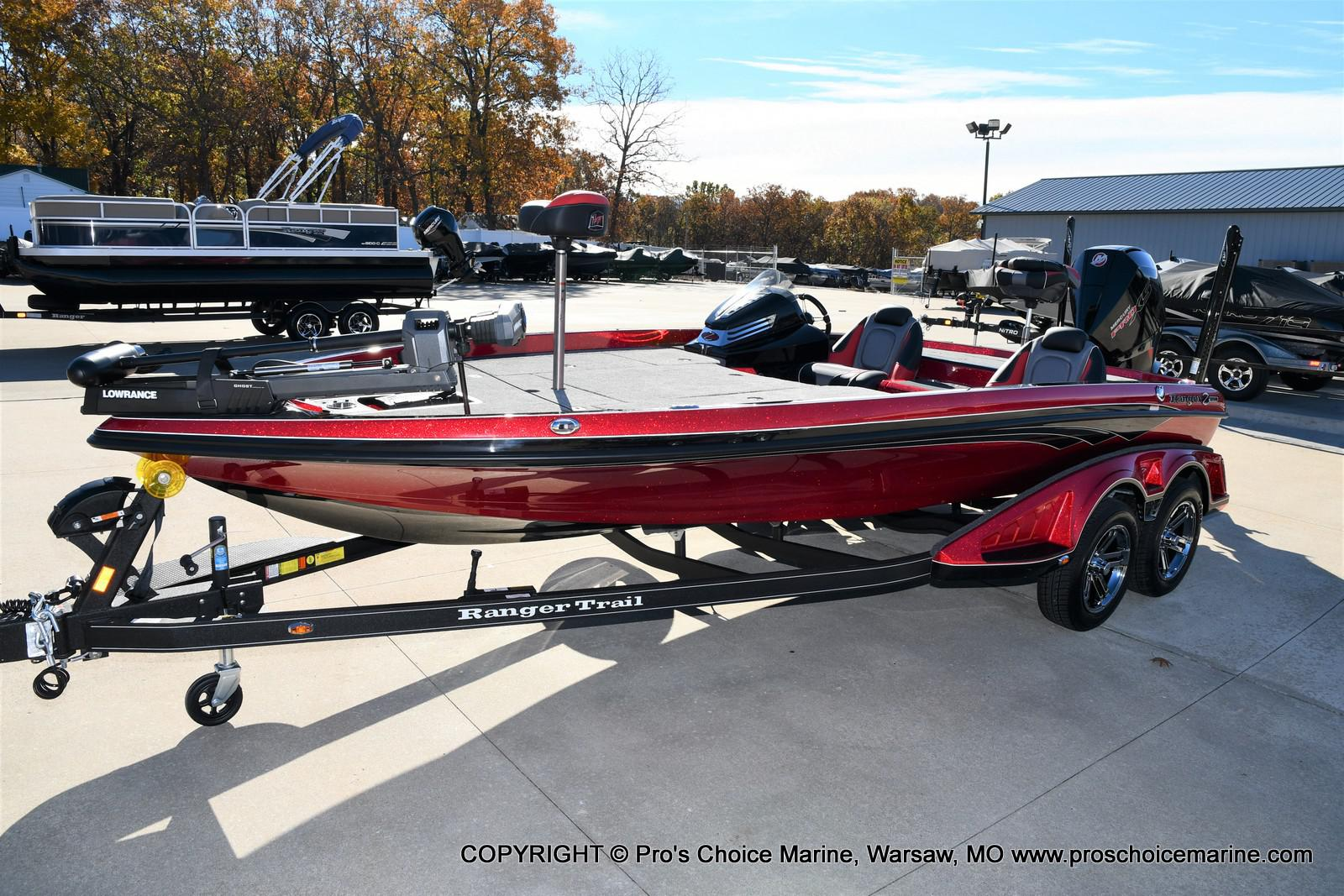 2021 Ranger Boats boat for sale, model of the boat is Z520C Ranger Cup Equipped & Image # 5 of 50