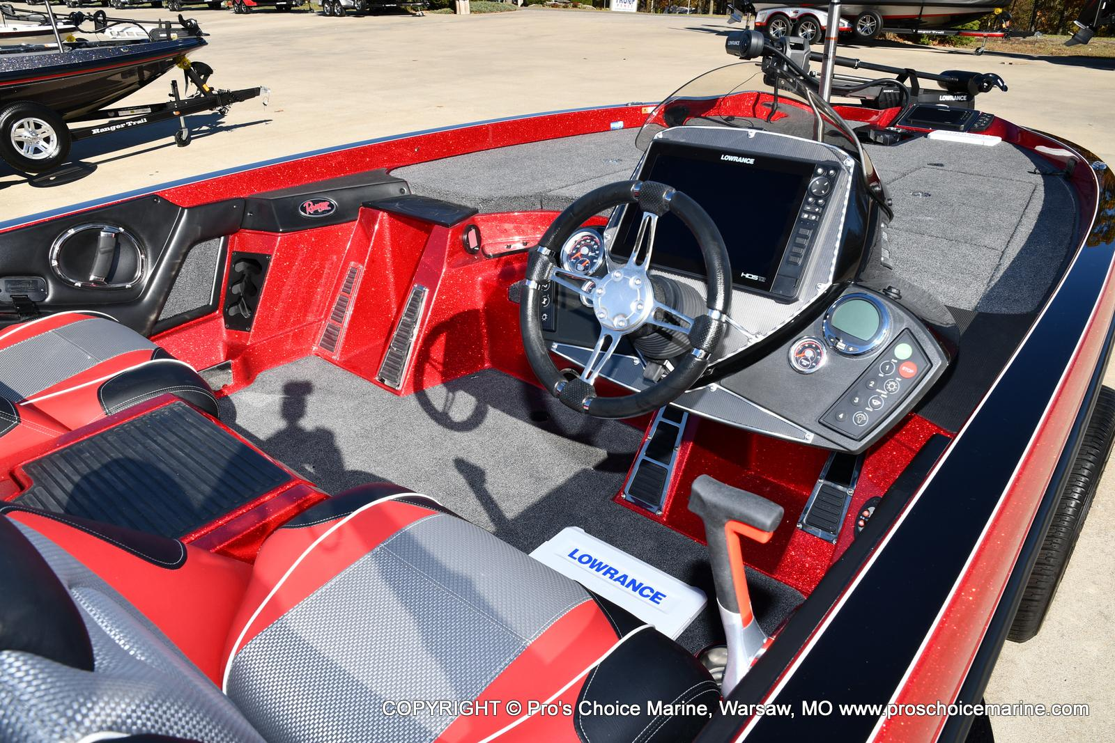 2021 Ranger Boats boat for sale, model of the boat is Z520C Ranger Cup Equipped & Image # 8 of 50
