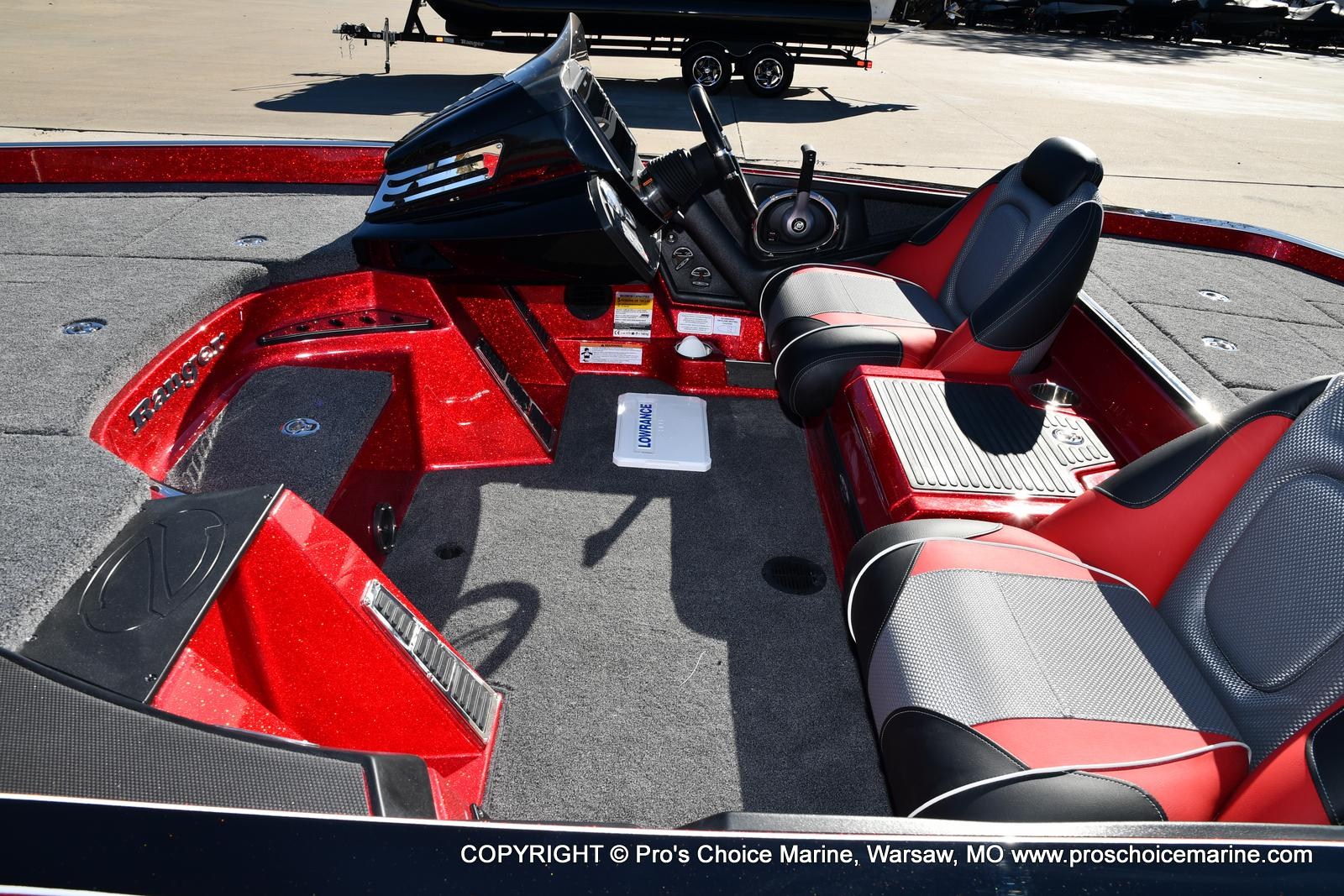 2021 Ranger Boats boat for sale, model of the boat is Z520C Ranger Cup Equipped & Image # 29 of 50